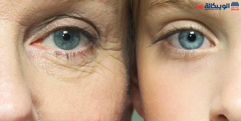 وصفات علاج التجاعيد تحت العين