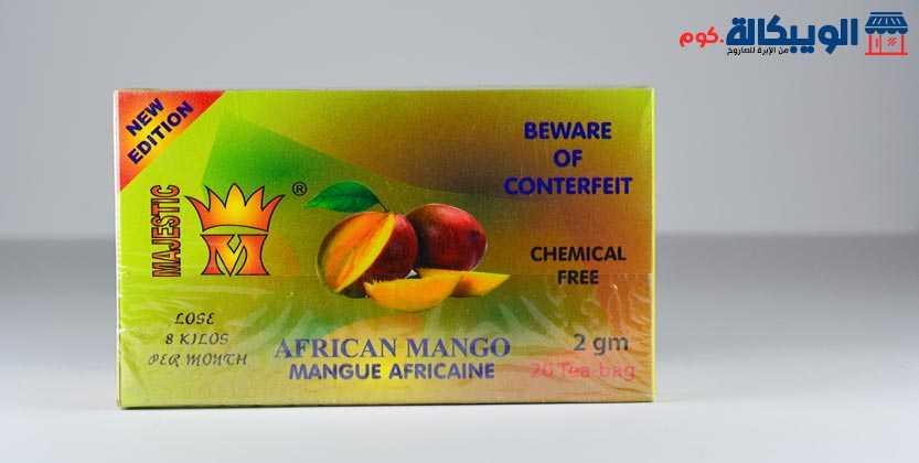 اعشاب المانجو الأفريقي للتخسيس African mango