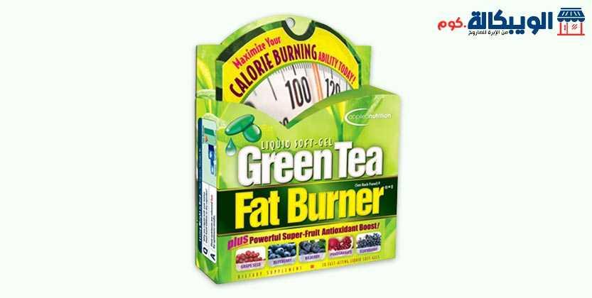 جرين تي فات برنر بلس – plus Green Tea Fat Burner