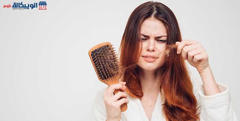 طرق علاج سقوط الشعر