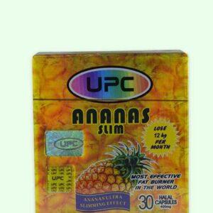 كبسولات الاناناس سليم UPC