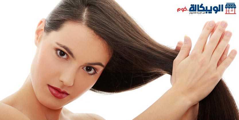 وصفات علاج الشعر الدهني