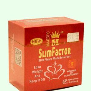 دواء سليم فاكتور للتخسيس 42 كبسولة | Slim Factor