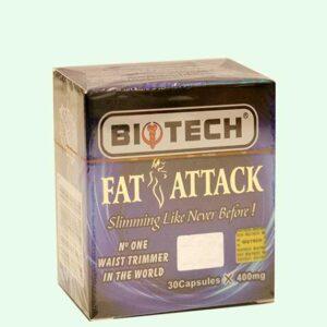 Fat Attack |  بايوتك فات أتاك للتخسيس