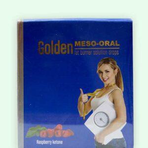 جولدن ميزو اورال بديل الميزوثيرابي Golden Meso Oral