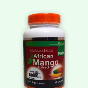 أفريكان مانجو إكستراكت African Mango Extract