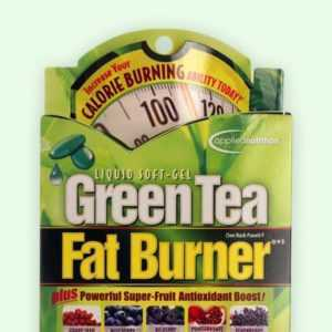 جرين تى فات برنر بلس – plus Green Tea Fat Burner