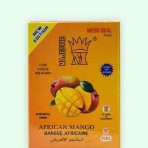 نقط المانجو الافريقى african mango