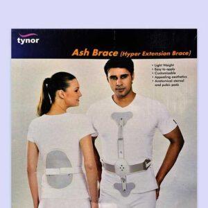 حزام تقويم العمود الفقري | Tynor Ash Brace (Hyper Extension Brace)
