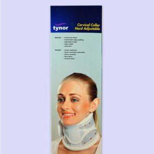 الدعامة الصلبة للرقبة | Tynor Cervical Collar Hard Adjustable