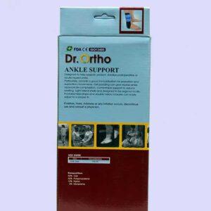 دعامة جيل للكاحل | Dr.Ortho Ankle Gel Brace