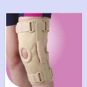 جبيرة الركبة المفصلية | Gel Bi-Axle Hinged Knee Brace