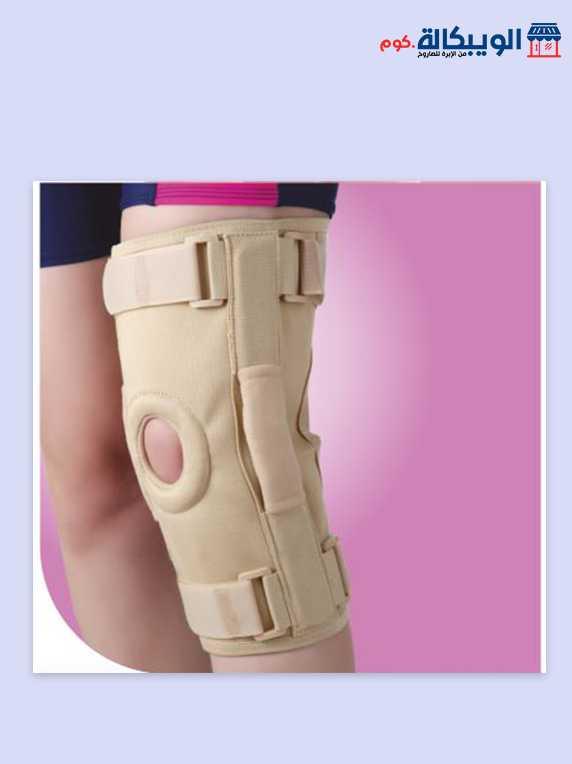 جبيرة الركبة المفصلية