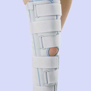 جبيره تثبيت الركبة | WellCare Knee Immobilizer