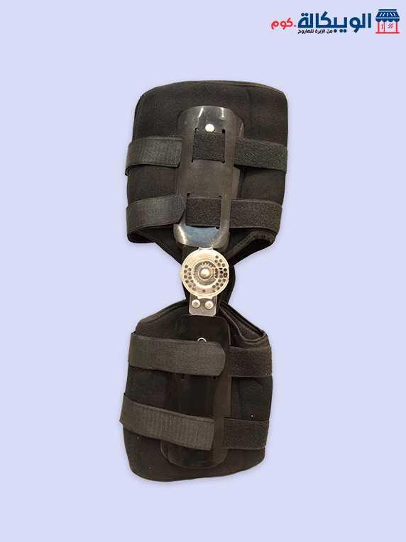 جبيرة الركبة المفصلية بعداد | Soft Guards 3