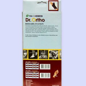 جبيرة الرسغ و الإبهام | Dr.Ortho Wrist & Thumb Brace