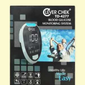 جهاز تحليل السكر ألماني | Clever Chek Blood Glucose Monitoring System
