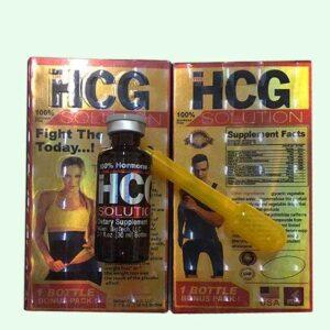نقط التخسيس الأمريكية HCG