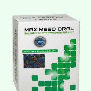 نقاط ماكس ميزو اورال لحرق الدهون Max Meso Oral
