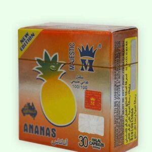 ماجستيك اناناس كبسولات إنقاص الوزن Majestic Ananas