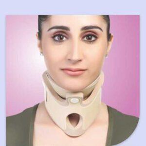 دعامة علاج فقرات الرقبة | Flamingo Cervical Immobilizer