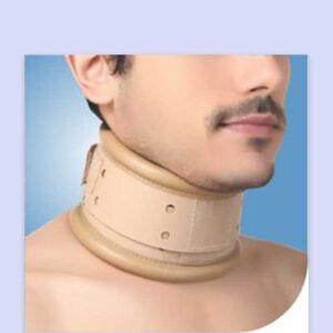 دعامة الرقبة الصلبة | Flamingo Hard Collar (Height Adj.)