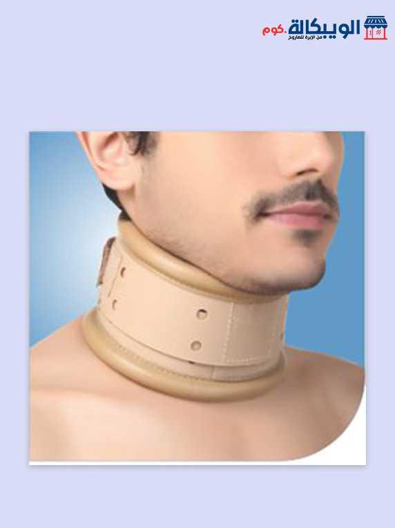 دعامة الرقبة الصلبة   Flamingo Hard Collar (Height Adj.) - الويبكالة.كوم