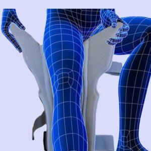 جبيره تثبيت الركبه | Tynor Knee Immobilizer