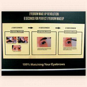 فرشاة رسم الحواجب | Professional Perfect Fast Eyebrow Stamp