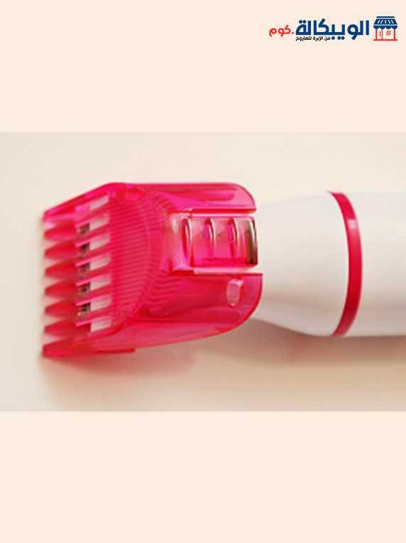 ماكينة إزالة الشعر في المناطق الحساسة و رسم الحواجب| Htc 2