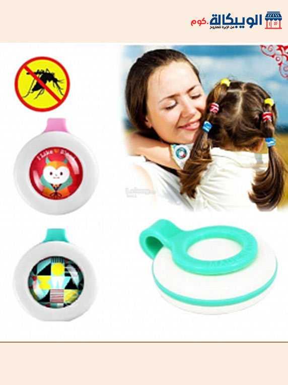 مشبك الحماية من البعوض للأطفال | Bikit Baby Guard Anti-Mosquito Clip 3