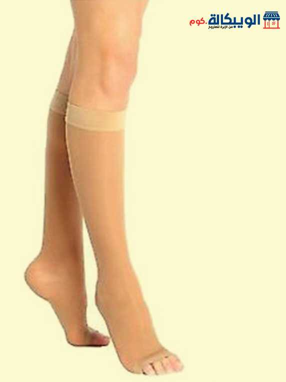 شراب دوالي إيطالي تحت الركبة | Albert André Therapeutic Below Knee 3