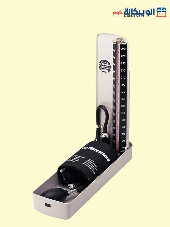 جهاز قياس الضغط زئبقي ألماني |Riester Diplomat-Presameter - الويبكالة.كوم