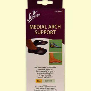 فرش سيليكون للفلات فوت | Flamingo Medical Arch Support