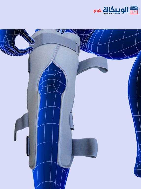 جبيره تثبيت الركبه   Tynor Knee Immobilizer - الويبكالة.كوم