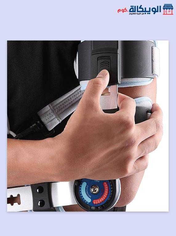 جبيرة مفصل الكوع بعداد | Post-Op Elbow Brace Wellcare 2