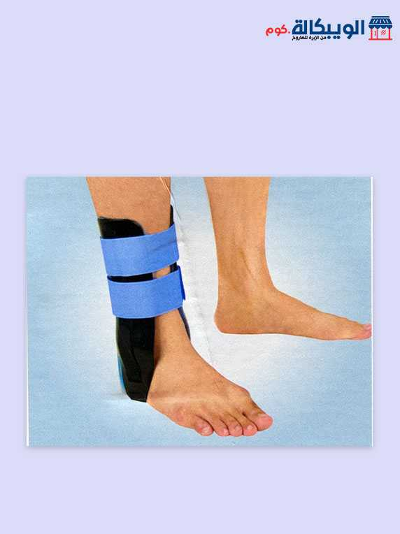 دعامة جيل للكاحل   Dr.ortho Ankle Gel Brace - الويبكالة.كوم
