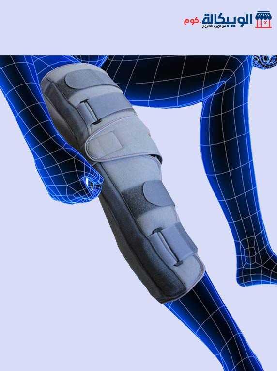 جبيره تثبيت الركبه | Tynor Knee Immobilizer 5