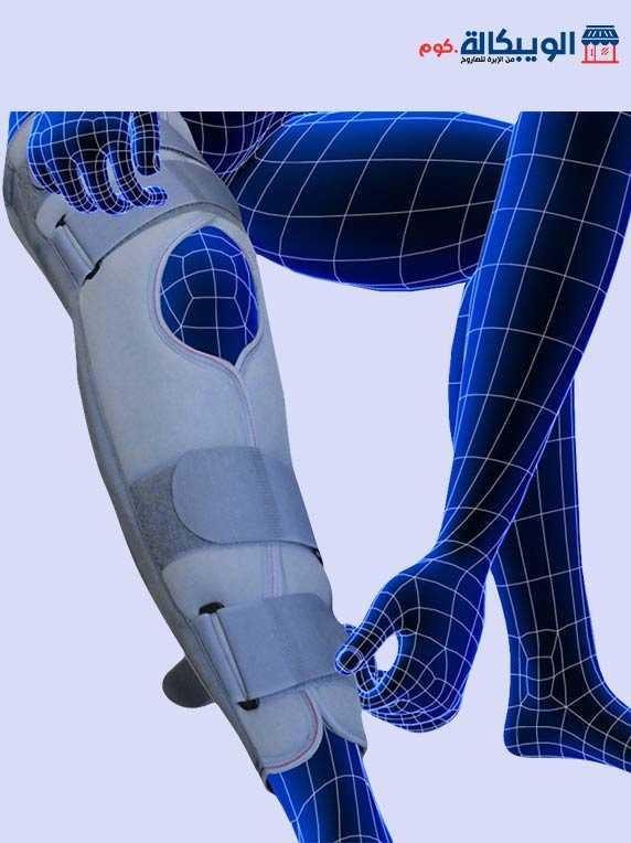 جبيره تثبيت الركبه | Tynor Knee Immobilizer 6