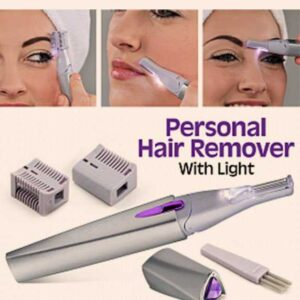 ماكينة إزالة شعر الوجه ورسم الحواجب | Lumina Hair Remover