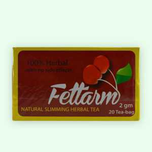 شاي فيتارم للتخسيس | Fettarm Natural Slimming Herbal Tea