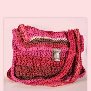 حقيبة يد تريكو بناتي Hand Made