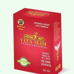 نقط فيتا سليم لرفع معدلات حرق الدهون | Vita Slim Fat Burner Drops