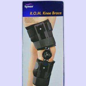 جبيرة مفصليه بعداد للركبه | Adj. Hinged Knee Brace Tynor
