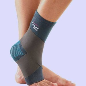 دعامة الكاحل الطبيه بحزام | Tynor – Ankle Binder