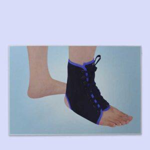 دعامة كاحل برباط | Ankle Support Dr.Ortho
