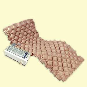 مرتبه هوائيه لقرحة الفراش | alternating pressure pump and bubble mattress