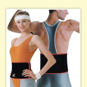 حزام الساونا لتخسيس البطن | Sunex Waist Belt