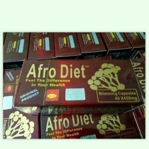 افرودايت قنبلة التخسيس | Afro diet