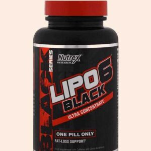 ليبو 6 بلاك الترا | Lipo 6 Black Ultre Concentrate